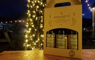 Barnaby's Brewhouse gift pack