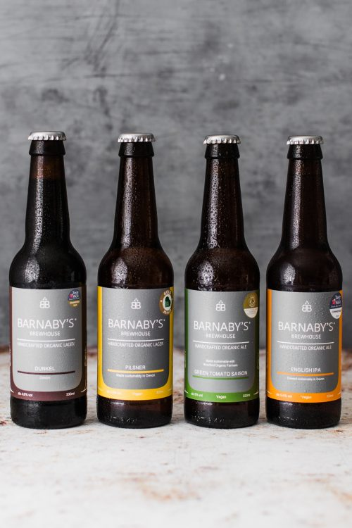 Barnaby's Brewhouse Mixed Beers
