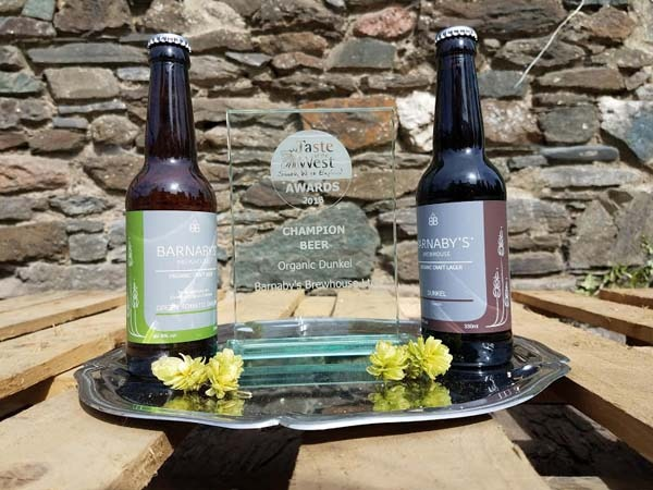 Two products shortlisted for National Organic Awards