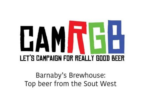 Campaign for Really Good Beer reviews Barnaby's
